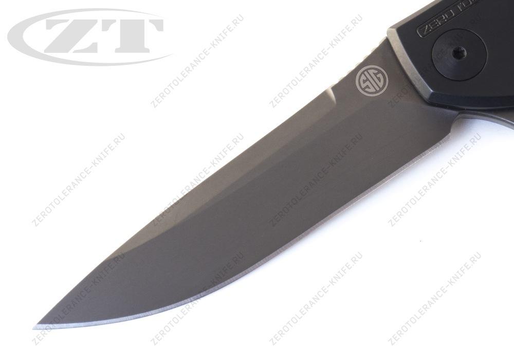 Нож Zero Tolerance 0450SIG Sinkevich - фотография