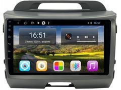 Магнитола Kia Sportage 2010-2015 Android 11 2/16GB IPS модель CB3020T3
