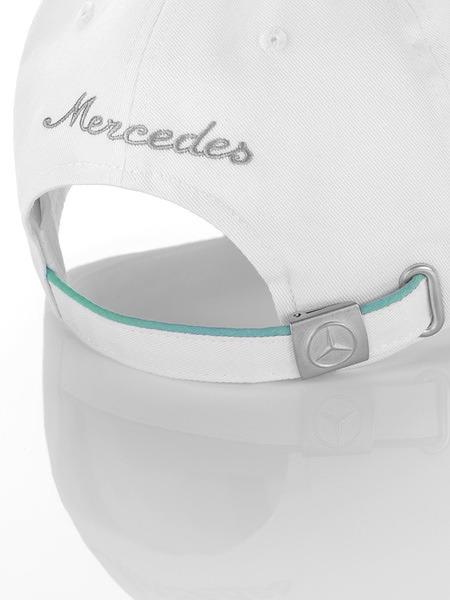 Бейсболка женская Mercedes-Benz