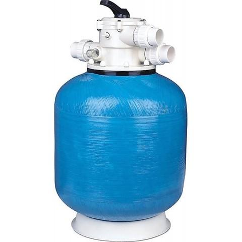 Фильтр шпульной навивки PoolKing FB-019 8 м3/ч диаметр 450 мм с верхним подключением 1 1/2