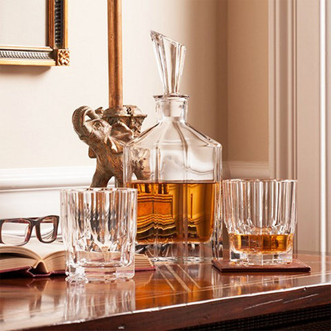 Набор 3 предмета Whisky Set 3, артикул 90024. Серия Aspen