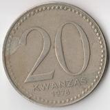 K8338, 1978, Ангола, 20 кванза