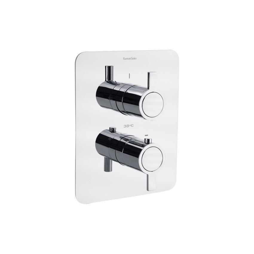 Встраиваемый термостатический смеситель для душа DRAKO 332411S на 1 выход