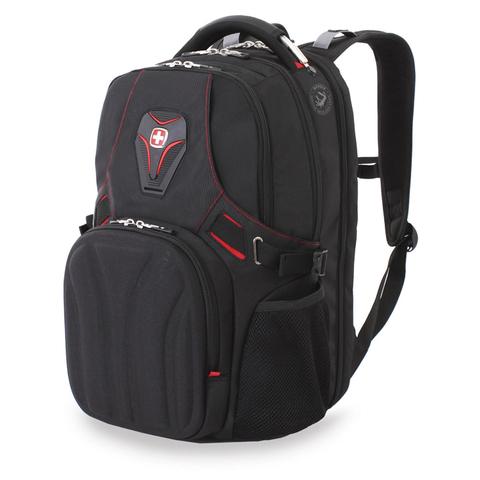 Рюкзак городской Wenger ScanSmart черный 35 л