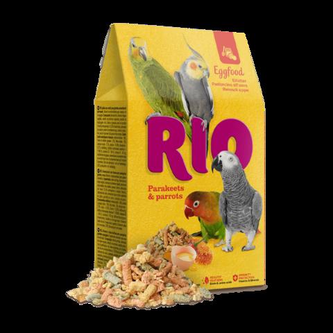 Rio Сухой корм для средних и крупных попугаев яичный
