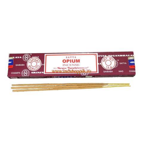 Индийские палочки Satya Opium Incense