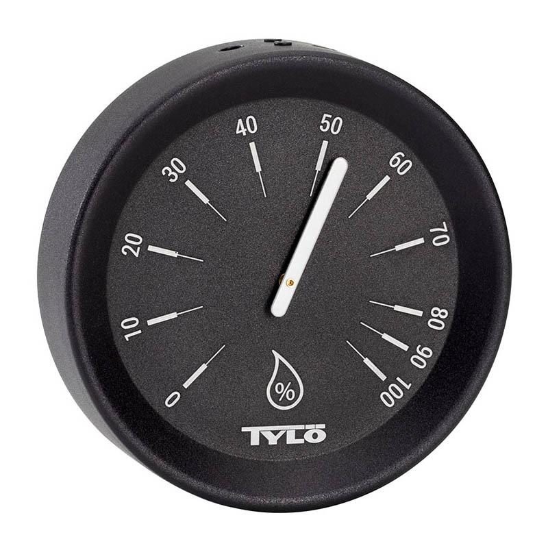 Гигрометр Tylo Premium Brilliant Black