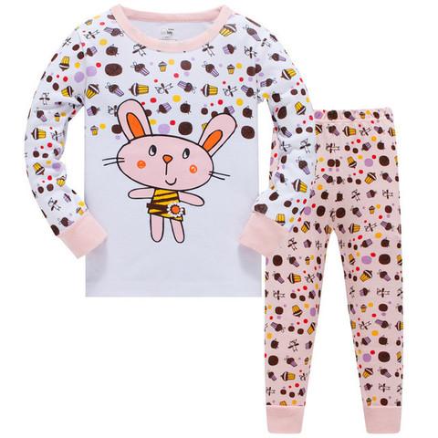 Пижама для девочки Зайка