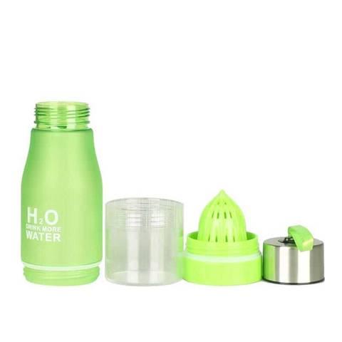 Бутылка-соковыжималка H2O Drink More Water