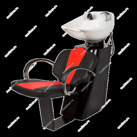 Парикмахерская мойка Ниагара с креслами серии Люкс Мона