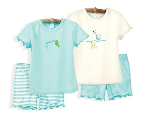 Комплект для девочки  футболка+шорты 2 шт. Impidimpi