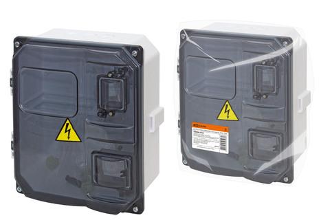 ЩУРН-П-1ф-5 (298х258х113) пластик IP55 TDM