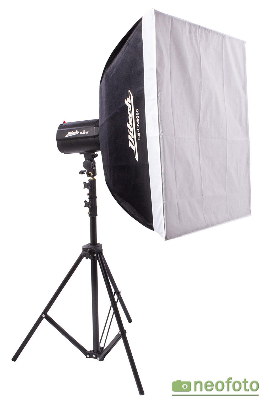 Комплект студийного света Ditech ES120 kit