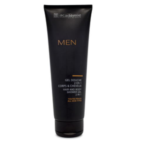 Academie Гель-душ 2 в 1 для тела и волос | Hair and Body Shower Gel 2 in 1