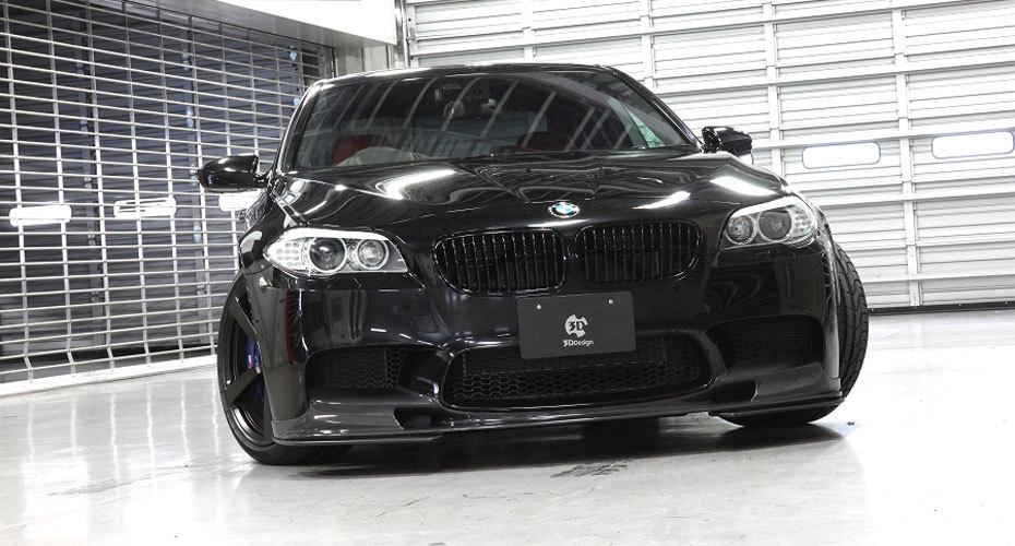 Обвес 3D Design для BMW M5 F10