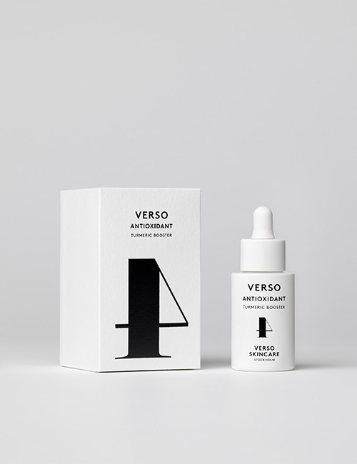 Сыворотка для лица Verso Antioxidant Booster 30 ml