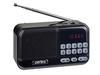 Радиоприемник Perfeo ASPEN (i20) FM+ 87.5-108МГц/ MP3/ питание USB или 18650 цифровой