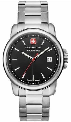 Часы мужские Swiss Military Hanowa 06-5230.7.04.007 Swiss Soldier-Recruit