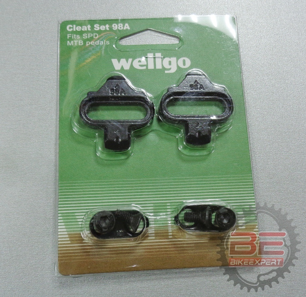 Шипы для контактных педалей Wellgo SPD-98A