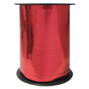 Лента Металлизированная 250м Красная