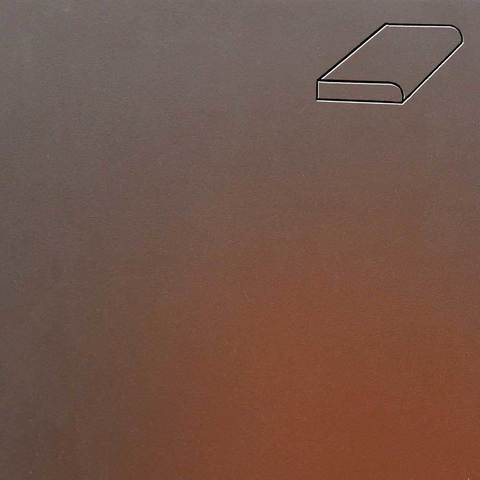 Ceramika Paradyz - Cloud Brown, 300x148x11, артикул 2 - Подоконник/парапет