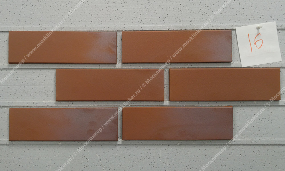 ABC - Juist, glatt, 240х71х10, NF - Клинкерная плитка для фасада и внутренней отделки