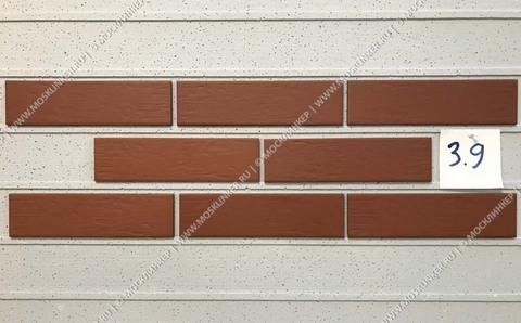 Paradyz - Natural Rosa Duro, структурная, 24,5х6,5 - Клинкерная плитка для фасада и внутренней отделки