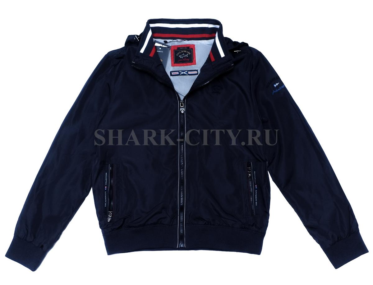 Мужская Ветровка Paul Shark 1608 | 48/50/56