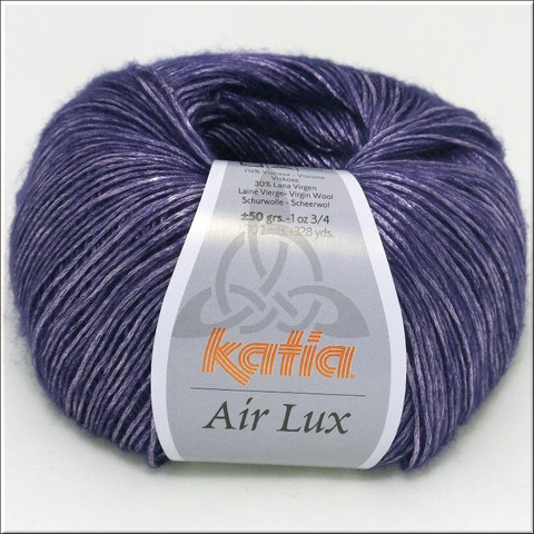 Пряжа AIR LUX Katia
