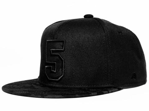 Бейсболка № 5 Snapback