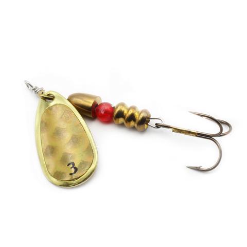 Блесна Fishycat Bretton Holo - №3 / GHG