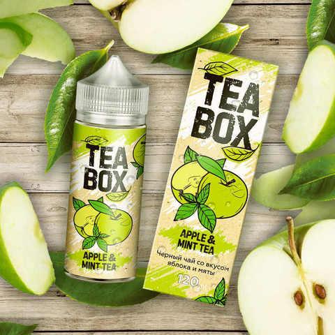 Жидкость Tea Box 120 мл Apple & Mint Tea