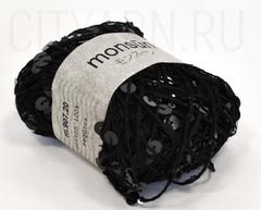 цвет 09 / черный с пайетками в тон