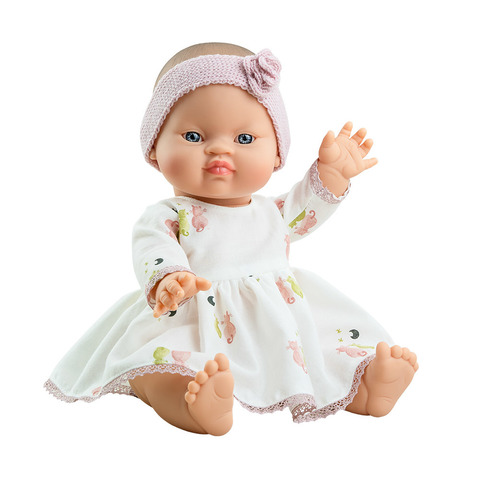 ПРЕДЗАКАЗ! Кукла пупс Горди Джоанна, 34 см, Паола Рейна