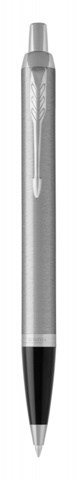 Шариковая ручка Parker IM Stainless Steel CT123