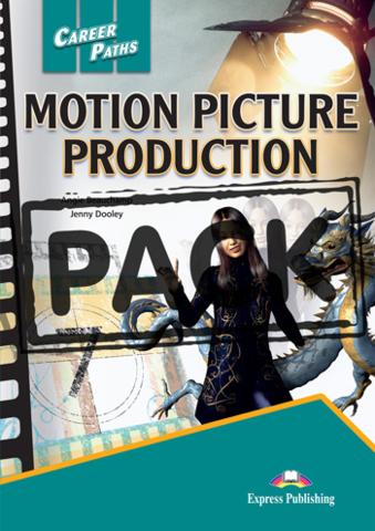 Motion Picture Production - кинопроизводство. Student's Book with DigiBooks Application (Includes Audio & Video) Учебник с электронным приложением