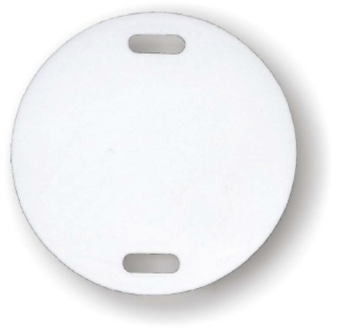 Бирка кабельная У-135 (круг 55 мм) (100 шт) TDM