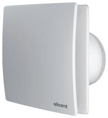 Вентилятор накладной Elicent Elegance 100 Silent (двигатель на шарикоподшипниках)