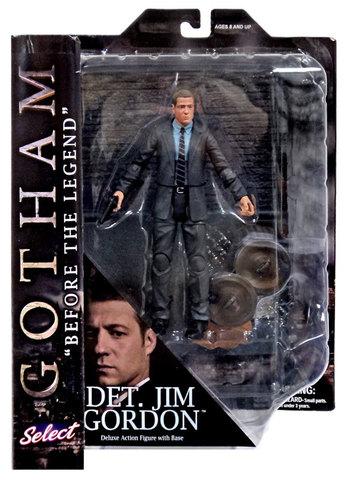 Gotham Select TV Action Figure Series 01