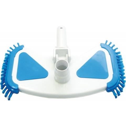 Щетка для подводного пылесоса с боковыми ворсинками PoolKing