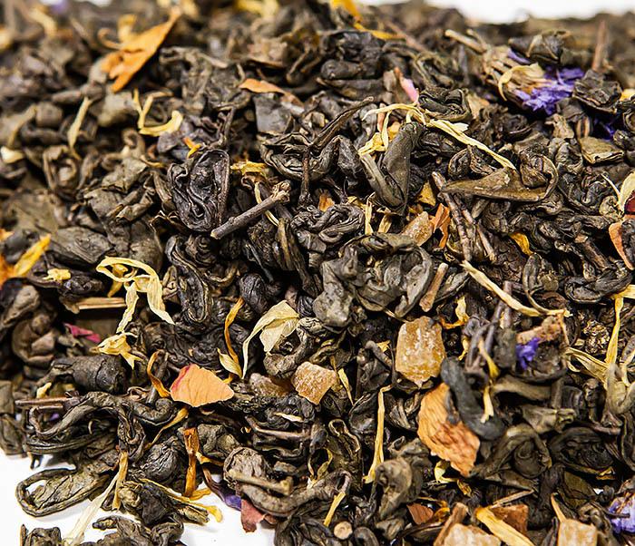TEA-AR102 Фруктовый чай «Манговый Рай» (50 гр) фото 03