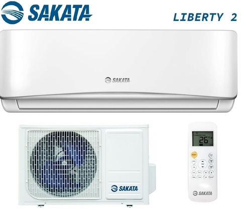 SAKATA Liberty 2 SIH - 35 SGC на 35 кв.м.