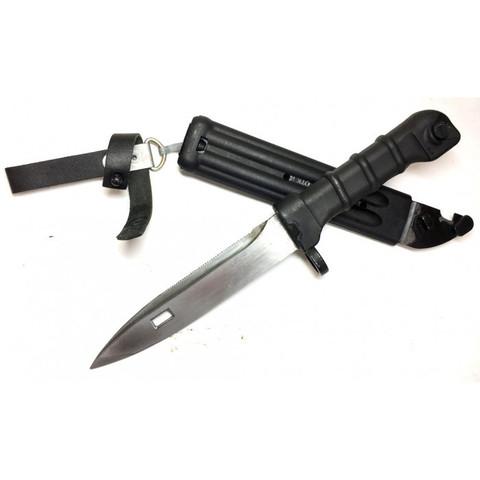Штык нож АК-74 6Х5, НС – АК СБ, без пропила