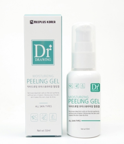 DR. DRAWING PEELING GEL Пилинг скатка 50 мл.