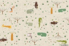 Пробковые полы Corkstyle Коркстайл коллекция Adventures Children Animals