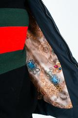 Куртка плащевка на синтепоне с капюшоном оптом
