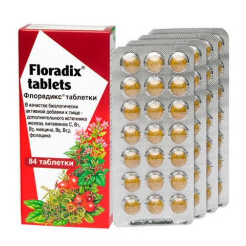 Salus Флорадикс (84 таблетки)