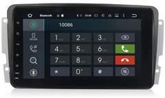 Штатная магнитола Mercedes G-Class W463  Android 9,0 2/16GB IPS DSP модель MKD-M807-P30
