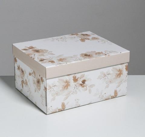 Складная коробка  «Для твоих мечтаний», 31х25,5х16см