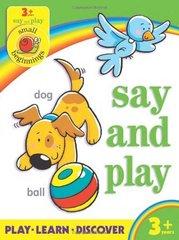 Small Beginnings: Say and Play  3+